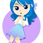 Chibi FT: Juvia by artsy-alice