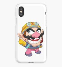 Super Smash Bros. Wario iPhone Case/Skin