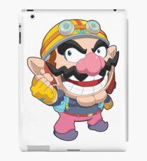 Super Smash Bros. Wario iPad Case/Skin