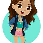 Chibi FT: Cana by artsy-alice