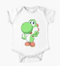 Super Smash Bros. Yoshi Baby Body Kurzarm