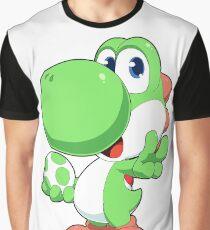 Super Smash Bros. Yoshi Graphic T-Shirt