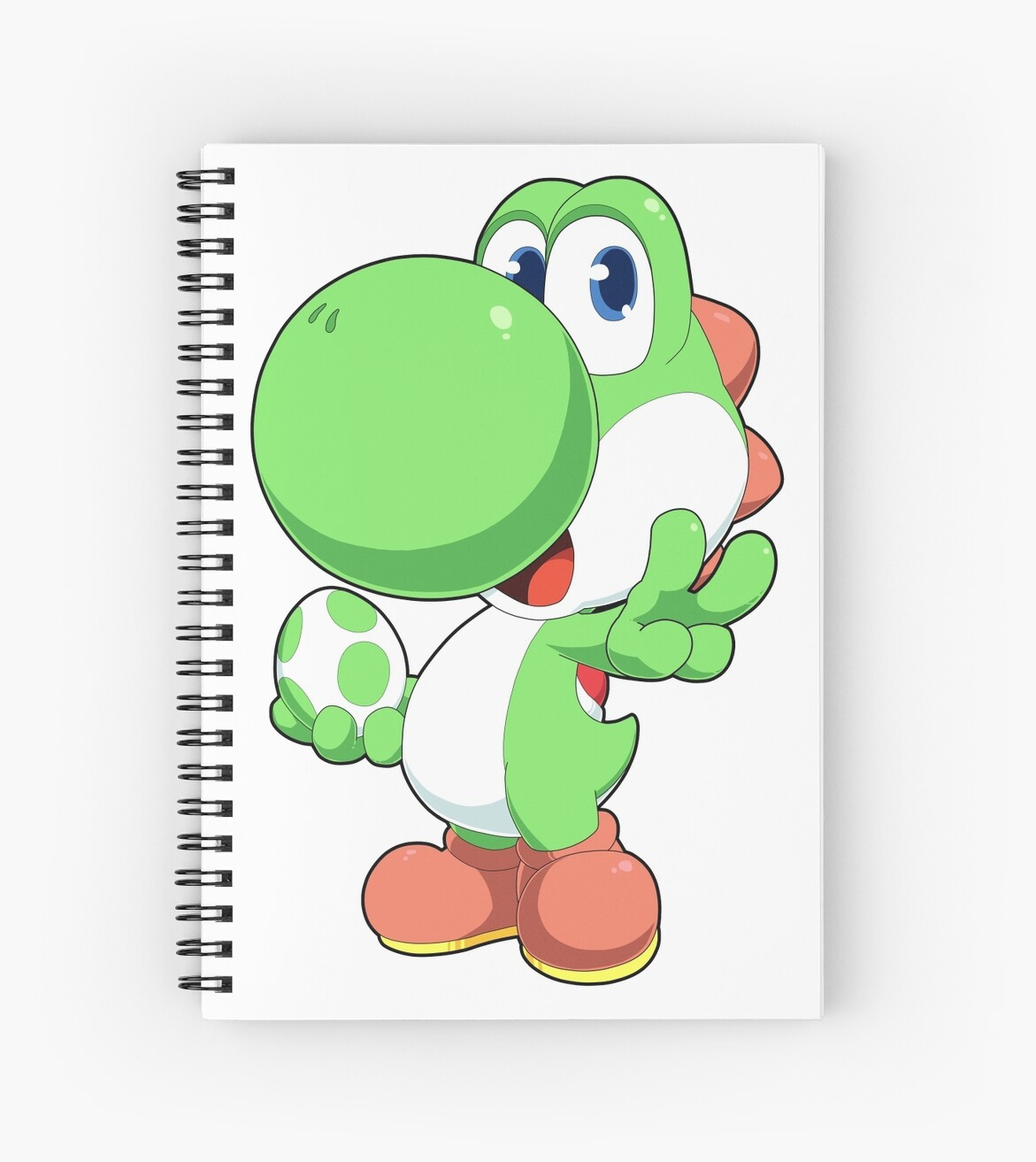 Super Smash Bros Yoshi Spiralblock Von Ssbfighters Redbubble