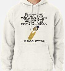 Sudadera con capucha La Baguette