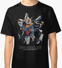 RX-178 Gundam MK 2 Classic T-Shirt