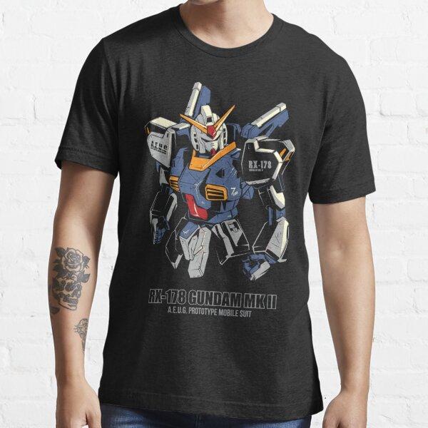 RX-178 Gundam MK 2 Essential T-Shirt