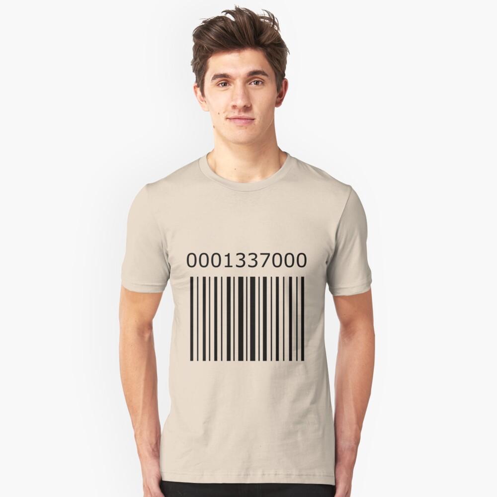 0001337000 Unisex T-Shirt Front