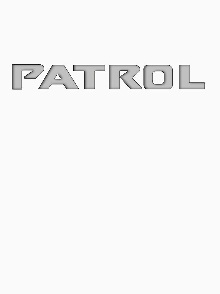 Nissan Patrol Logo by Johno996