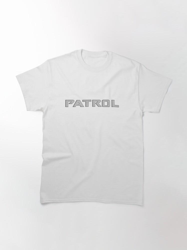 Alternate view of Nissan Patrol Logo Classic T-Shirt