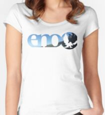 NH Eno Women's Fitted Scoop T-Shirt