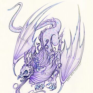 The Rotten Crystal Dragon by helloheath