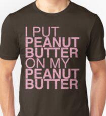 Peanut Butter Lover Unisex T-Shirt