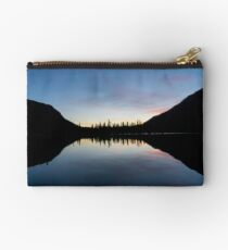 Forget-Me-Not Pond Studio Pouch
