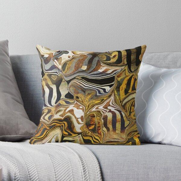 Wild Safari Throw Pillow