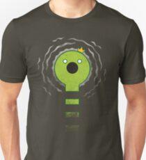 Camiseta unisex Rey Gusano