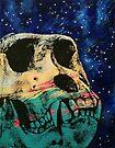 Gorilla Skull by Michael Creese