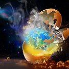 Cosmic Hatch II by Igor Zenin