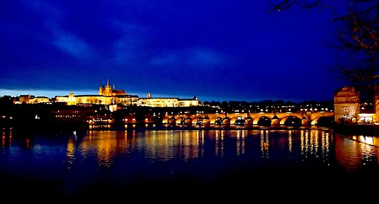 Prague Castle by SHappe