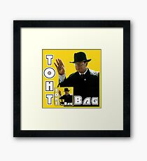 Toht Bag Framed Print