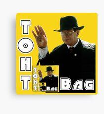 Toht Bag Canvas Print