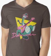 The Last Dinosaur Men's V-Neck T-Shirt