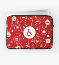 Medicine the scheme Laptop Sleeve