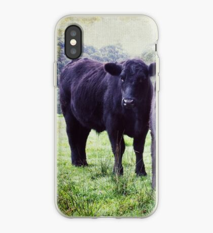 Moody Young Things iPhone Case