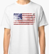 A Different Kind of Flag Pin Classic T-Shirt