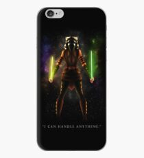 "Ahsoka Tano - ""I Can Handle Anything"" iPhone Case"