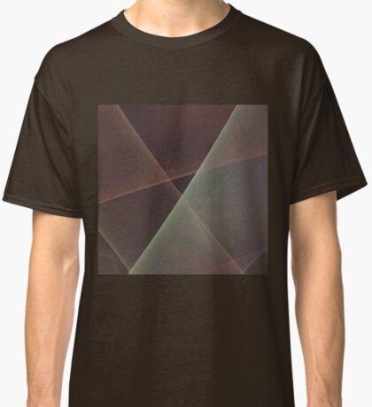 #Fractal Art Lines Classic T-Shirt