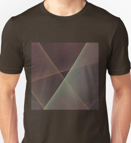 #Fractal Art Lines T-Shirt