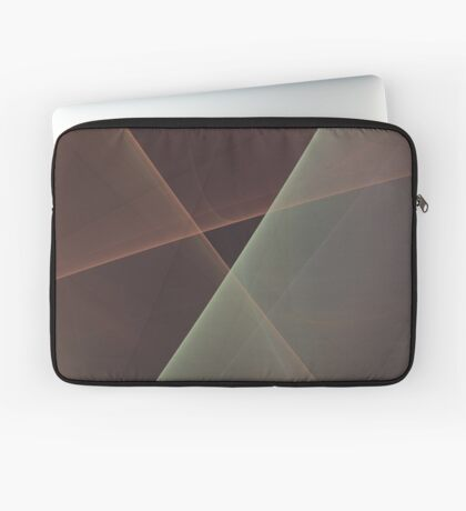 #Fractal Art Lines Laptop Sleeve