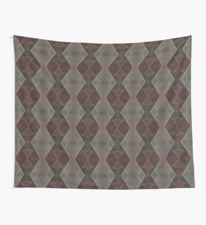 #Fractal Art Lines Wall Tapestry