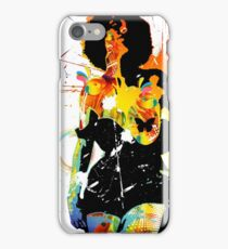 Simplistic Splatter iPhone Case/Skin