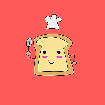 Chef Toast by masachan