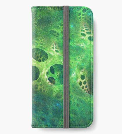 BubbleX #fractal art iPhone Wallet