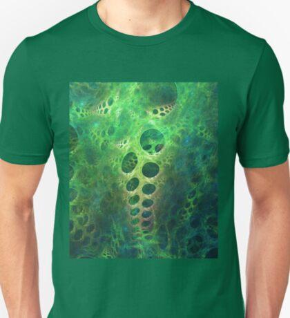 BubbleX #fractal art T-Shirt