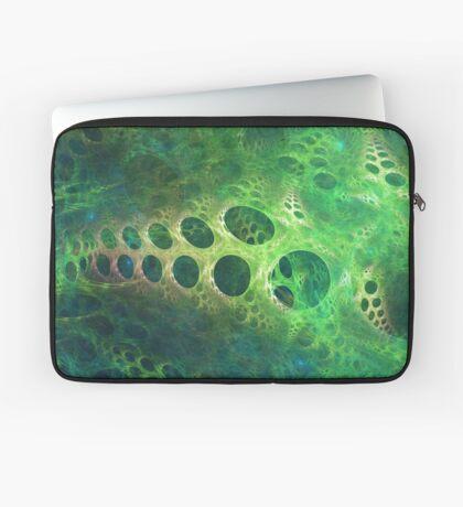 BubbleX #fractal art Laptop Sleeve