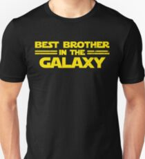 Best Brother in the Galaxy T-Shirt