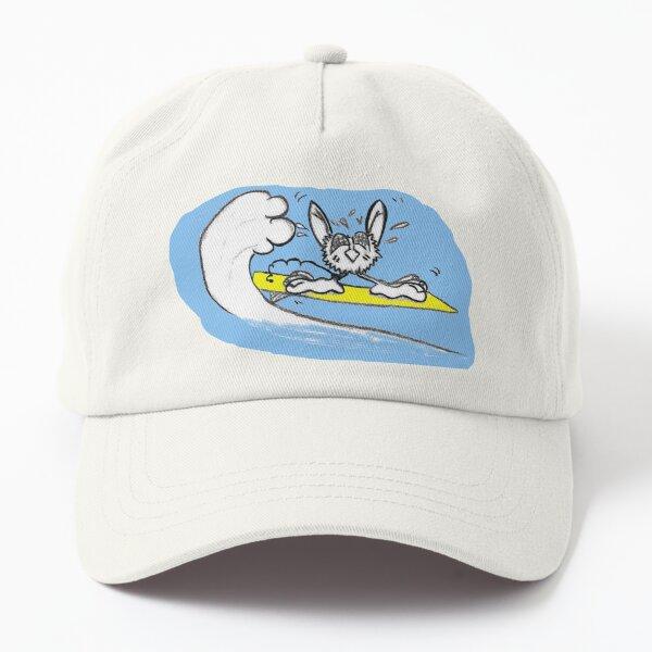 F loon Surfin Dad Hat