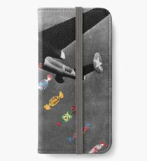 Candy Bomber iPhone Wallet/Case/Skin