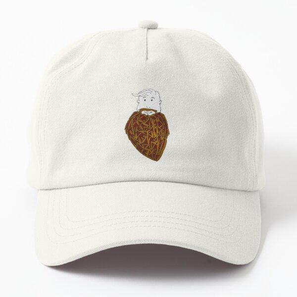 Autumn Beard Dad Hat