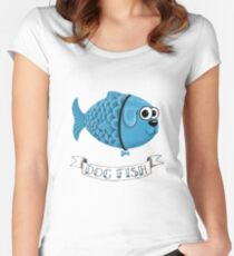 Dog Fish Women's Fitted Scoop T-Shirt