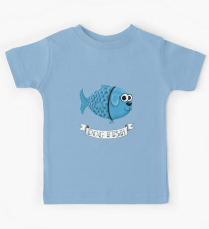Dog Fish Kids Clothes
