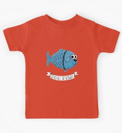 Dog Fish Kids Clothes