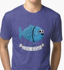 Dog Fish Tri-blend T-Shirt