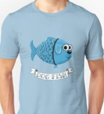 Dog Fish Unisex T-Shirt