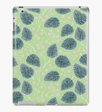 Tilia pattern / Lindenmuster iPad Case/Skin