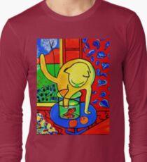 TROUBLE Long Sleeve T-Shirt