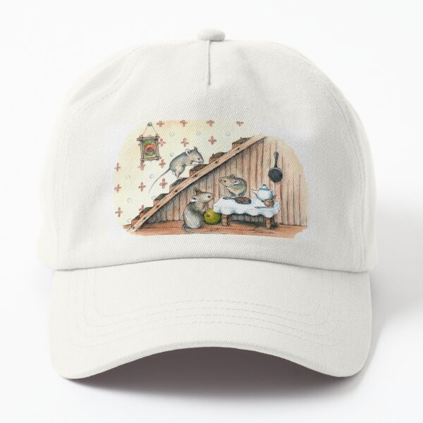 The Mouse House Dad Hat